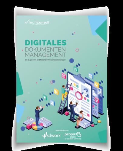 Download Studie Digitales Dokumenten Management