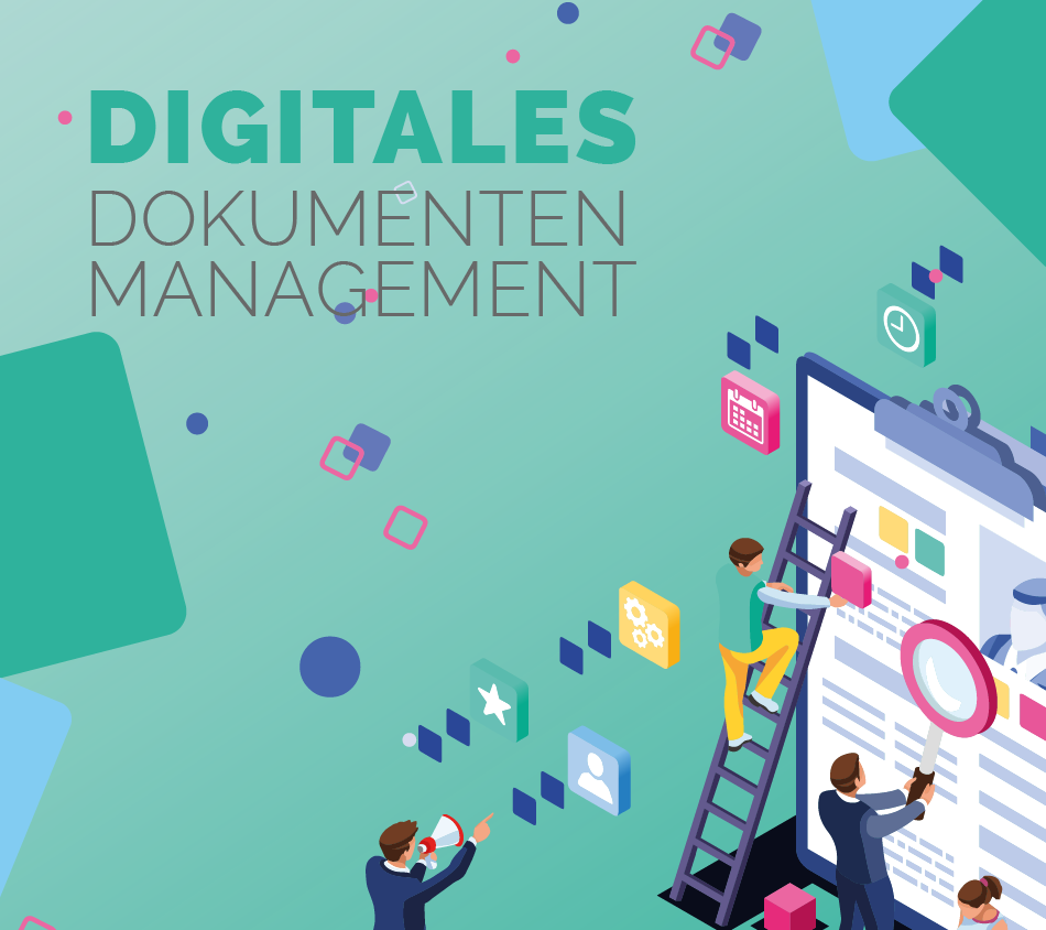 Studie Digitales Dokumentenmanagement